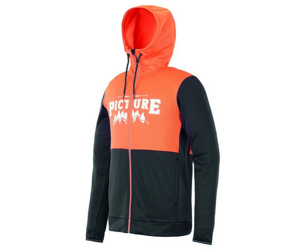 Folres Polars _BRAND_ PICTURE _FOR_ Home. _SPORT ACTIVITY_ Snowboard, _ITEM_: BAXTER ZIP TECH.