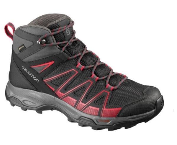 Botes Marca SALOMON Per Dona. Activitat esportiva Excursionisme-Trekking, Article: ROBSON MID GTX W.