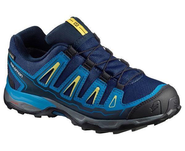 Sabatilles Marca SALOMON Para Nens. Actividad deportiva Excursionisme-Trekking, Artículo: X-ULTRA GTX J.