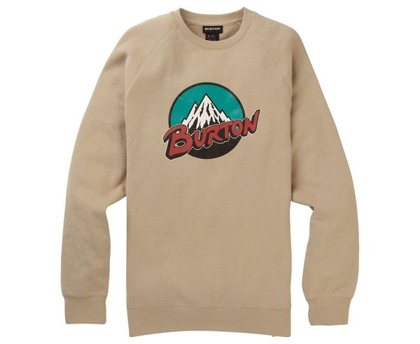 Dessuadores _BRAND_ BURTON _FOR_ Home. _SPORT ACTIVITY_ Street Style, _ITEM_: MB RTRO MTN ORG CRW.