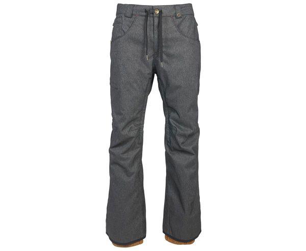 Pantalons Marca 686 Per Home. Activitat esportiva Snowboard, Article: STRETCH REBEL SHELL.