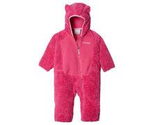 Monos Marca COLUMBIA Per Nens. Activitat esportiva Esquí All Mountain, Article: FOXY BABY SHERPA BUNTING.