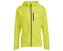 Jaquetes Marca ADIDAS Para Home. Actividad deportiva Trail, Artículo: ADIDAS OWN THE RUN WIND JACKET HOODED MEN.