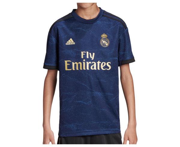 Samarretes Marca ADIDAS Per Nens. Activitat esportiva Futbol, Article: REAL A JSY Y.