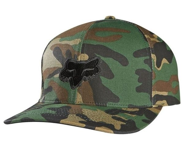 Complements Cap Marca FOX Per Home. Activitat esportiva Street Style, Article: LEGACY FLEXFIT HAT.