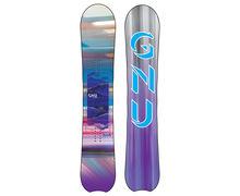 Taules Marca GNU Per Dona. Activitat esportiva Snowboard, Article: CHROMATIC BTX.
