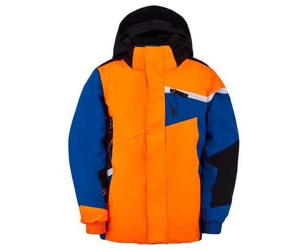 Jaquetes Marca SPYDER Para Nens. Actividad deportiva Esquí All Mountain, Artículo: MINI CHALLENGER.