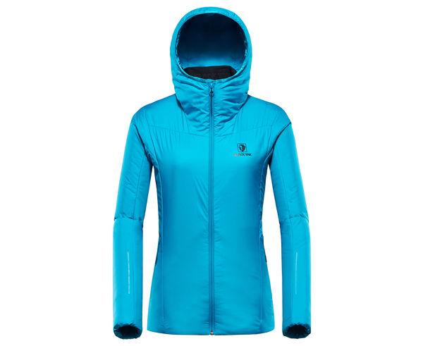 Jaquetes Marca BLACKYAK Para Dona. Actividad deportiva Esquí Muntanya, Artículo: CALVANA HOODY.