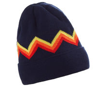 Complements Cap Marca PERFECT MOMENT Per Dona. Activitat esportiva Esquí All Mountain, Article: ZIGZAG BEANIE.