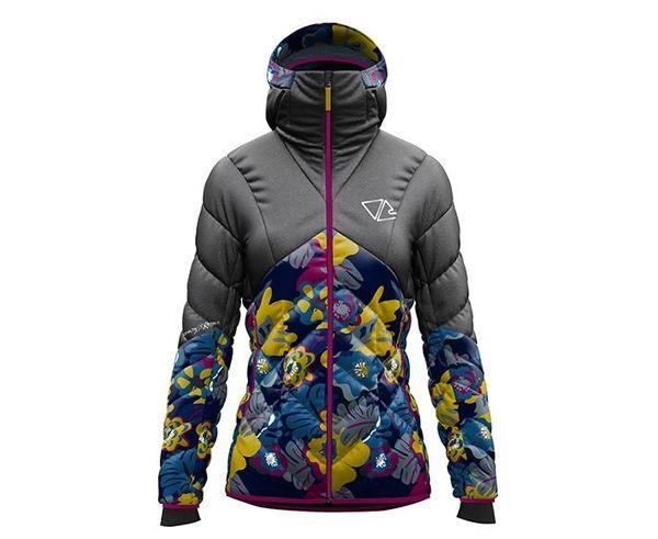 Jaquetes Marca CRAZY IDEA Per Dona. Activitat esportiva Excursionisme-Trekking, Article: JKT ELECTRA WOMAN.