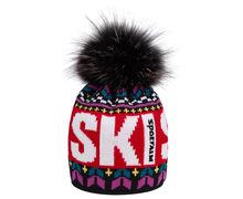 Complements Cap Marca SPORTALM Per Dona. Activitat esportiva Snowboard, Article: GILTSCH.