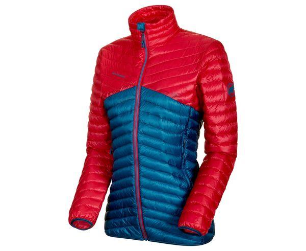 Jaquetes Marca MAMMUT Per Dona. Activitat esportiva Alpinisme-Mountaineering, Article: BROAD PEAK LIGHT IN JACKET WOMEN.