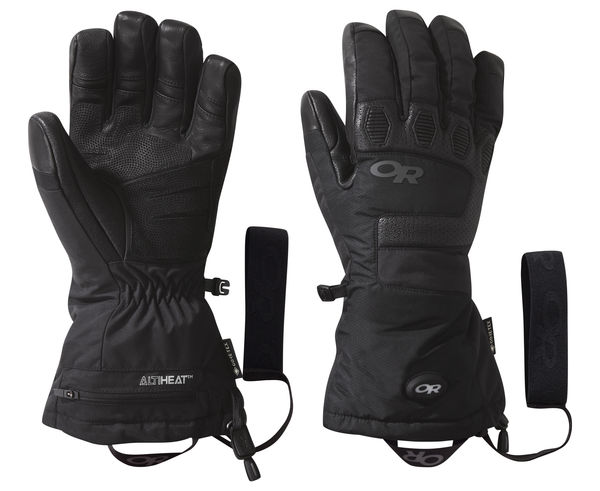 Guants Marca OUTDOOR RESEARCH Per Unisex. Activitat esportiva Esquí Muntanya, Article: LUCENT HEATED SENSOR.