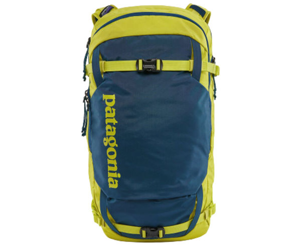 Motxilles-Bosses Marca PATAGONIA Per Unisex. Activitat esportiva Esquí All Mountain, Article: SNOWDRIFTER PACK 30L.
