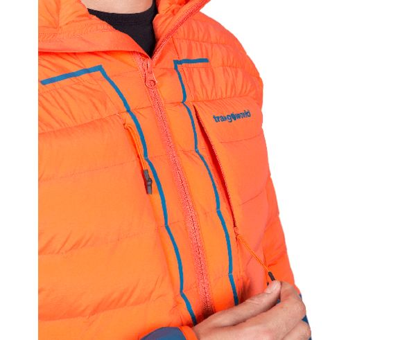 Jaquetes Marca TRANGOWORLD Per Home. Activitat esportiva Alpinisme-Mountaineering, Article: BERALDI.