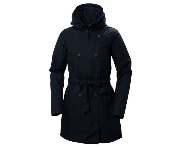 Jaquetes Marca HELLY HANSEN Per Dona. Activitat esportiva Casual Style, Article: W WELSEY II TRENCH INSULATED.