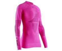 Roba Tèrmica Marca X-BIONIC Per Dona. Activitat esportiva Esquí Muntanya, Article: T-SHIRT ENERGIZER 4.0 L/S WMN.