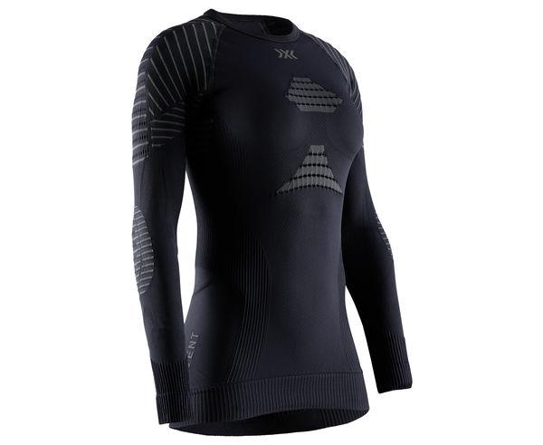 Roba Tèrmica Marca X-BIONIC Per Dona. Activitat esportiva Alpinisme-Mountaineering, Article: T-SHIRT INVENT L/S W'S.