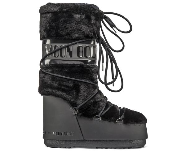Après Ski Marca MOON BOOT Per Dona. Activitat esportiva Esquí All Mountain, Article: CLASSIC FAUX FUR.