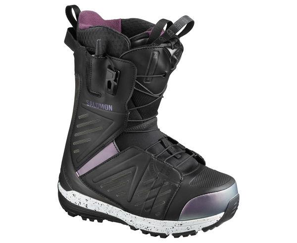 Botes Marca SALOMON SNOWBOARDS Per Dona. Activitat esportiva Snowboard, Article: LUSH.