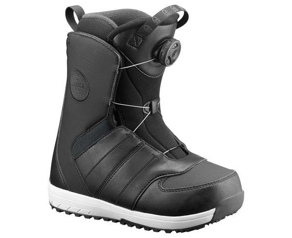 Botes Marca SALOMON SNOWBOARDS Para Nens. Actividad deportiva Snowboard, Artículo: LAUNCH BOA JR.