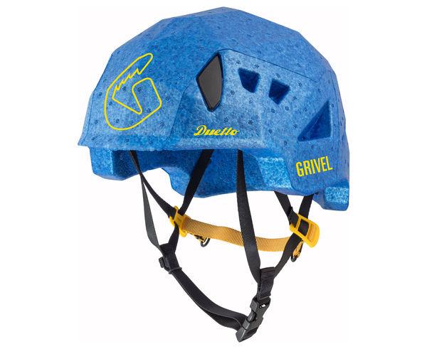 Cascs Marca GRIVEL Activitat esportiva Alpinisme-Mountaineering, Article: DUETTO BLUE CASCO ESCAL/ALPIN.Y ESQUÍ CE.
