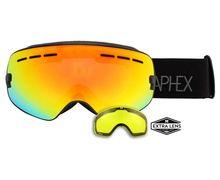 Màscares Marca APHEX Per Nens. Activitat esportiva Snowboard, Article: KRYPTON JUNIOR.