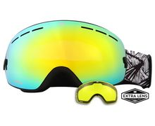 Màscares Marca APHEX Per Unisex. Activitat esportiva Snowboard, Article: KRYPTON.