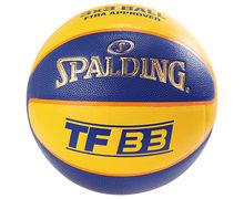 Pilotes Marca SPALDING Per Unisex. Activitat esportiva Bàsquet, Article: TF33 OFFICIAL GAME BALL OUT.