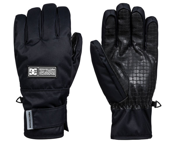 Guants Marca DC SHOES Per Home. Activitat esportiva Snowboard, Article: FRANCHISE GLOVE M.