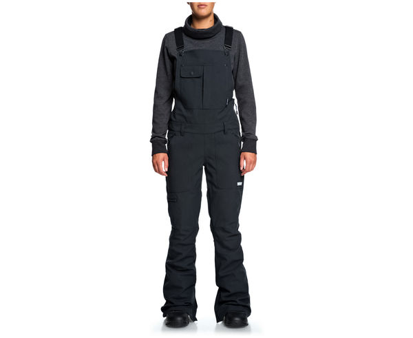 Pantalons Marca DC SHOES Per Dona. Activitat esportiva Snowboard, Article: COLLECTIVE BIB J.