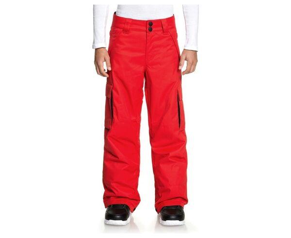Pantalons Marca DC SHOES Per Nens. Activitat esportiva Snowboard, Article: BANSHEE YTH PNT B.