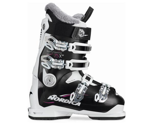 Botes Marca NORDICA Per Dona. Activitat esportiva Esquí All Mountain, Article: SPORTMACHINE 75 X W.