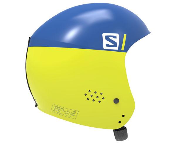 Cascs Marca SALOMON Para Nens. Actividad deportiva Esquí All Mountain, Artículo: S RACE FIS INJECTED JR.