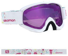 Màscares Marca SALOMON Per Nens. Activitat esportiva Esquí All Mountain, Article: GOGGLES JUKE.