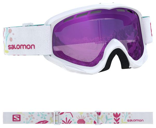 Màscares Marca SALOMON Para Nens. Actividad deportiva Esquí All Mountain, Artículo: GOGGLES JUKE.