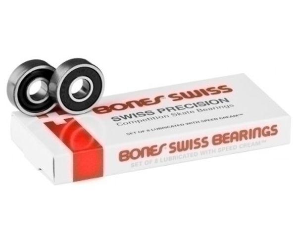 Components Marca BONES Per Unisex. Activitat esportiva Esports Urbans, Article: BEARINGS 7 BALL SWISS 8.