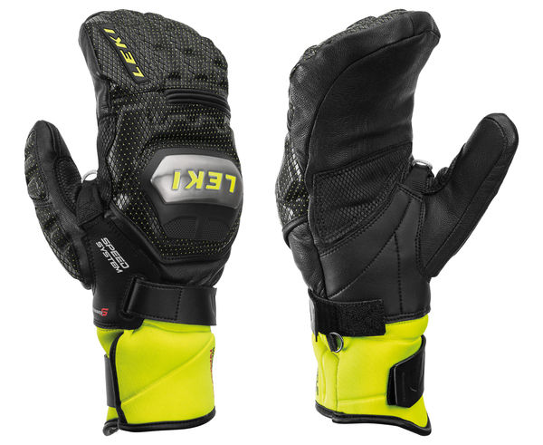 Manoples Marca LEKI Per Unisex. Activitat esportiva Esquí Race FIS, Article: WORLDCUP RACE TI S SPEED SYSTEM MITT.