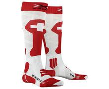 Mitjons Marca X-SOCKS Per Unisex. Activitat esportiva Esquí Race FIS, Article: PATRIOT 4.0.