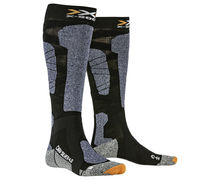 Mitjons Marca X-SOCKS Per Unisex. Activitat esportiva Esquí All Mountain, Article: CARVE SILVER 4.0.