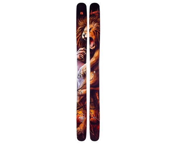 Esquís+Fixacions Marca ARMADA Per Unisex. Activitat esportiva Freeski, Article: MAGIC J + WARDEN MNC 13 100MM.