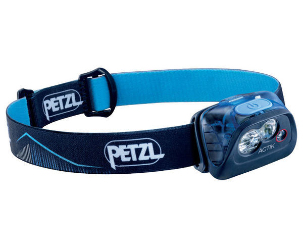 Il·Luminació Marca PETZL Activitat esportiva Alpinisme-Mountaineering, Article: ACTIK 350.