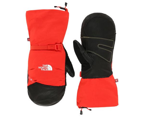 Manoples Marca THE NORTH FACE Para Unisex. Actividad deportiva Alpinisme-Mountaineering, Artículo: SUMMIT BELAY MITT.