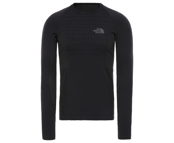 Samarretes Marca THE NORTH FACE Per Home. Activitat esportiva Excursionisme-Trekking, Article: MEN'S SPORT L/S CREW NECK.