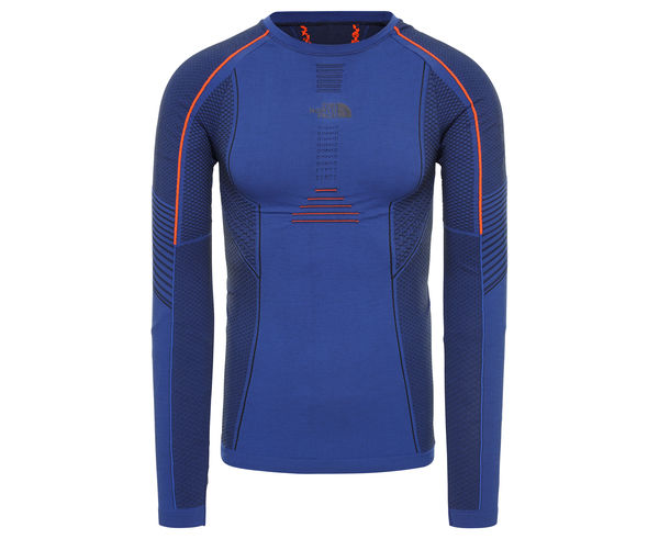 Roba Tèrmica Marca THE NORTH FACE Per Home. Activitat esportiva Excursionisme-Trekking, Article: MEN'S PRO L/S CREW NECK.