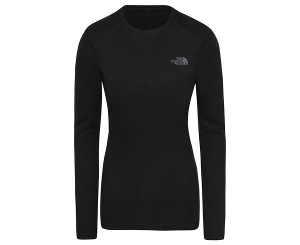 Roba Tèrmica Marca THE NORTH FACE Per Dona. Activitat esportiva Alpinisme-Mountaineering, Article: WOMEN'S EASY L/S CREW NECK.