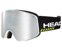 Màscares Marca HEAD Per Unisex. Activitat esportiva Esquí Race FIS, Article: HORIZON RACE BLACK+ SPARE.