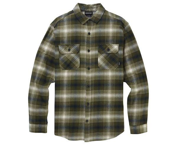 Camises Marca BURTON Para Home. Actividad deportiva Street Style, Artículo: MB BRIGHTON FL SLM.
