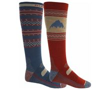 Mitjons Marca BURTON Per Home. Activitat esportiva Snowboard, Article: M PERFORMANCE LIGHTWEIGHT SOCK 2-PACK.