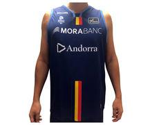 Samarretes Marca BASQUET MORABANC Per Nens. Activitat esportiva Bàsquet, Article: MORABANC TANK TOP 1ERA ACB JR.